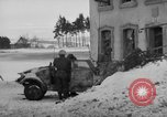 Image of United States infantry advance Saint Vith Belgium, 1945, second 50 stock footage video 65675072474