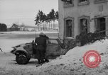 Image of United States infantry advance Saint Vith Belgium, 1945, second 51 stock footage video 65675072474