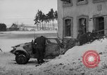 Image of United States infantry advance Saint Vith Belgium, 1945, second 52 stock footage video 65675072474