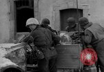 Image of United States infantry advance Saint Vith Belgium, 1945, second 55 stock footage video 65675072474