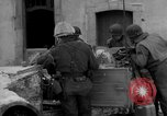 Image of United States infantry advance Saint Vith Belgium, 1945, second 57 stock footage video 65675072474