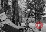 Image of United States infantry advance Saint Vith Belgium, 1945, second 61 stock footage video 65675072474