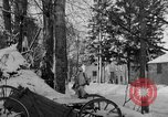 Image of United States infantry advance Saint Vith Belgium, 1945, second 62 stock footage video 65675072474