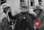 Image of United States infantrymen Saint Vith Belgium, 1945, second 20 stock footage video 65675072475