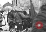 Image of United States infantrymen Saint Vith Belgium, 1945, second 22 stock footage video 65675072475