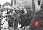 Image of United States infantrymen Saint Vith Belgium, 1945, second 24 stock footage video 65675072475