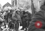 Image of United States infantrymen Saint Vith Belgium, 1945, second 25 stock footage video 65675072475