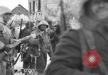 Image of United States infantrymen Saint Vith Belgium, 1945, second 26 stock footage video 65675072475