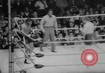 Image of boxing match Los Angeles California USA, 1967, second 13 stock footage video 65675072493