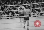 Image of boxing match Los Angeles California USA, 1967, second 15 stock footage video 65675072493