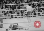 Image of boxing match Los Angeles California USA, 1967, second 17 stock footage video 65675072493