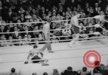 Image of boxing match Los Angeles California USA, 1967, second 19 stock footage video 65675072493