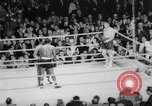 Image of boxing match Los Angeles California USA, 1967, second 24 stock footage video 65675072493