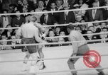 Image of boxing match Los Angeles California USA, 1967, second 36 stock footage video 65675072493