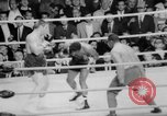Image of boxing match Los Angeles California USA, 1967, second 38 stock footage video 65675072493