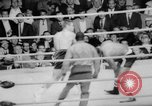 Image of boxing match Los Angeles California USA, 1967, second 39 stock footage video 65675072493