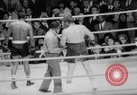 Image of boxing match Los Angeles California USA, 1967, second 47 stock footage video 65675072493