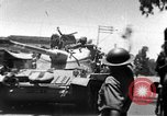 Image of French Armor and Artillery Algeria, 1954, second 11 stock footage video 65675072494