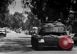 Image of French Armor and Artillery Algeria, 1954, second 14 stock footage video 65675072494