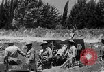Image of French Armor and Artillery Algeria, 1954, second 27 stock footage video 65675072494