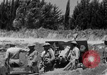 Image of French Armor and Artillery Algeria, 1954, second 28 stock footage video 65675072494
