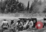Image of French Armor and Artillery Algeria, 1954, second 29 stock footage video 65675072494