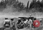 Image of French Armor and Artillery Algeria, 1954, second 30 stock footage video 65675072494