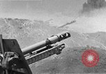 Image of French Armor and Artillery Algeria, 1954, second 32 stock footage video 65675072494