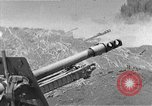 Image of French Armor and Artillery Algeria, 1954, second 33 stock footage video 65675072494