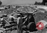 Image of French Armor and Artillery Algeria, 1954, second 35 stock footage video 65675072494