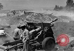 Image of French Armor and Artillery Algeria, 1954, second 38 stock footage video 65675072494