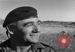 Image of French Armor and Artillery Algeria, 1954, second 56 stock footage video 65675072494