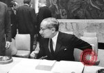 Image of United Nations Security Council New York United States USA, 1967, second 17 stock footage video 65675072502