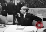 Image of United Nations Security Council New York United States USA, 1967, second 18 stock footage video 65675072502