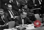 Image of United Nations Security Council New York United States USA, 1967, second 26 stock footage video 65675072502