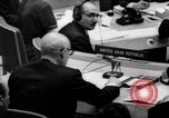 Image of United Nations Security Council New York United States USA, 1967, second 46 stock footage video 65675072502