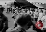 Image of United States airmen West Germany, 1958, second 39 stock footage video 65675072510