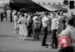 Image of United States airmen West Germany, 1958, second 42 stock footage video 65675072510