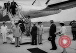 Image of Dwight D Eisenhower Ottawa Ontario Canada, 1958, second 7 stock footage video 65675072511