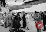 Image of Dwight D Eisenhower Ottawa Ontario Canada, 1958, second 14 stock footage video 65675072511