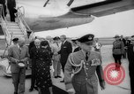 Image of Dwight D Eisenhower Ottawa Ontario Canada, 1958, second 16 stock footage video 65675072511