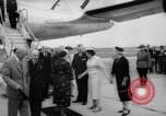 Image of Dwight D Eisenhower Ottawa Ontario Canada, 1958, second 17 stock footage video 65675072511
