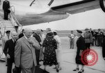 Image of Dwight D Eisenhower Ottawa Ontario Canada, 1958, second 18 stock footage video 65675072511