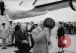 Image of Dwight D Eisenhower Ottawa Ontario Canada, 1958, second 19 stock footage video 65675072511