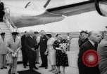 Image of Dwight D Eisenhower Ottawa Ontario Canada, 1958, second 20 stock footage video 65675072511