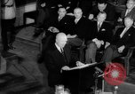 Image of Dwight D Eisenhower Ottawa Ontario Canada, 1958, second 29 stock footage video 65675072511