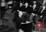 Image of Dwight D Eisenhower Ottawa Ontario Canada, 1958, second 30 stock footage video 65675072511