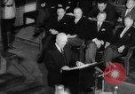 Image of Dwight D Eisenhower Ottawa Ontario Canada, 1958, second 31 stock footage video 65675072511