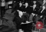 Image of Dwight D Eisenhower Ottawa Ontario Canada, 1958, second 32 stock footage video 65675072511