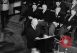 Image of Dwight D Eisenhower Ottawa Ontario Canada, 1958, second 33 stock footage video 65675072511